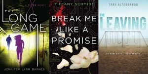 Book Character Interview for Break Me Like a Promise by Tiffany Schmidt on 6/8/2016