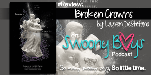 {Review} Broken Crowns by Lauren DeStefano
