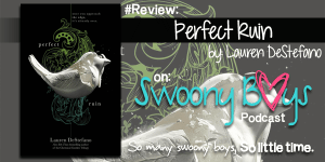 {Review} Perfect Ruin by Lauren DeStefano