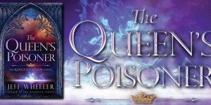 The Queens Poisoner by Jeff Wheeler