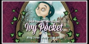 Ivy Pocket by Caleb Krisp Blog Tour