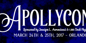 {Exclusive} Apollycon 2017 Updates Galore (+ a Giveaway!)
