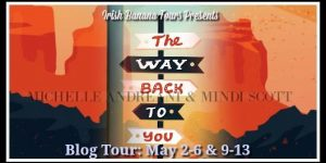 {Tour} The Way Back to You by Michelle Andreani & Mindi Scott  (Author Interview + Giveaway!)