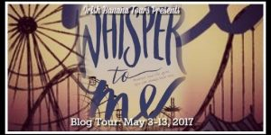 {Tour} Whisper to Me by Nick Lake (Author Interview + Giveaway!)