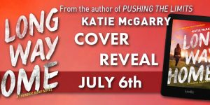 {Cover Reveal} Long Way Home by Katie McGarry