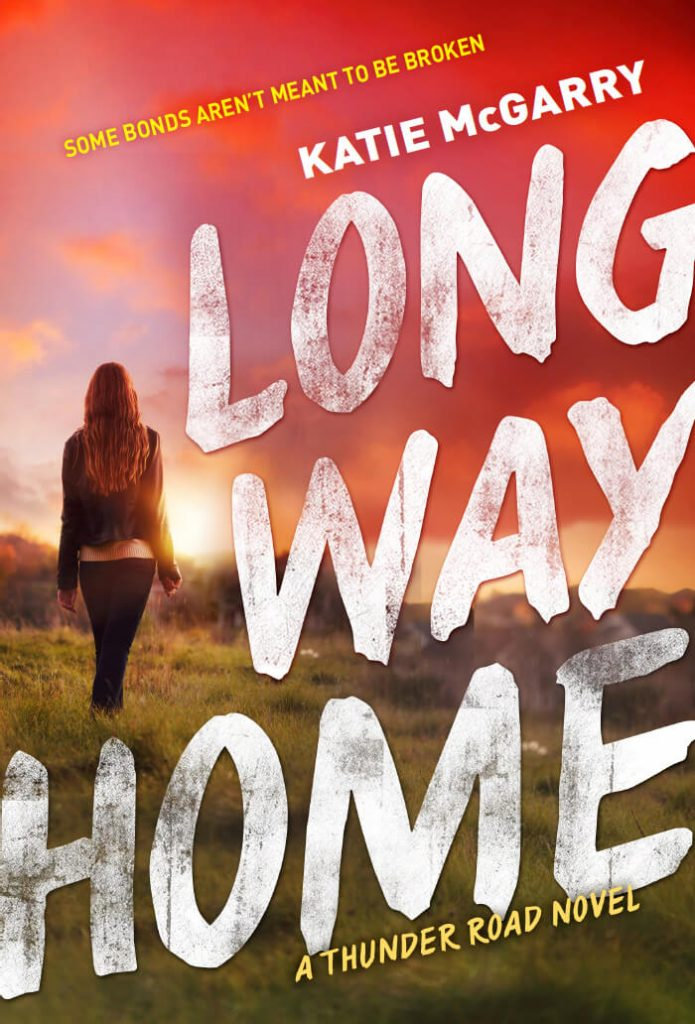 Long Way Home Katie McGarry