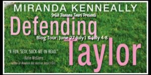{TOUR} Defending Taylor by Miranda Kenneally (Review, Excerpt, + Giveaway!)