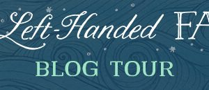 {Tour} The Left-Handed Fate by Kate Milford (with Character Interview and Giveaway)