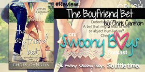 {Review} The Boyfriend Bet by Chris Cannon
