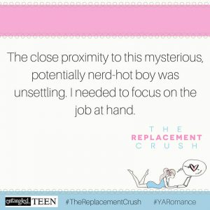 The Replacement Crush by Lisa Brown Roberts Teaser