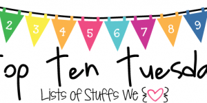 {Top Ten Tuesday} All Time Favorites Set in Boarding School