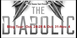 {TOUR} The Diabolic by S.J. Kincaid (Guest Post + Giveaway!)