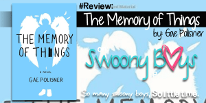 {Review} The Memory of Things by Gae Polisner