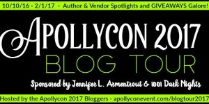 {TOUR} Apollycon Spotlight: Trish Doller {+ a Giveaway!)