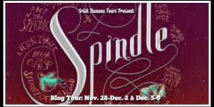 {TOUR} Spindle by E.K. Johnston (Review + Giveaway!)