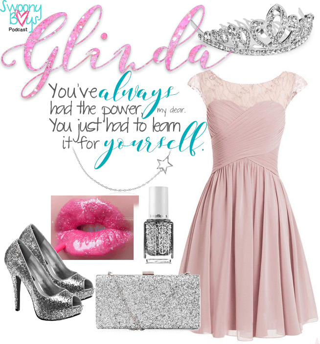 Glinda from Short by Holly Goldberg Sloan