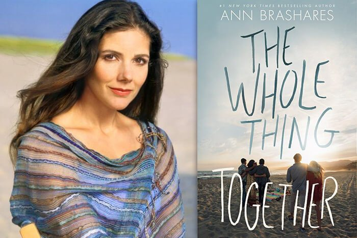 The Whole Thing Together by Ann Brashares Blog Tour