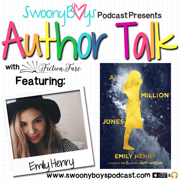 Author Talk ft Emily Henry