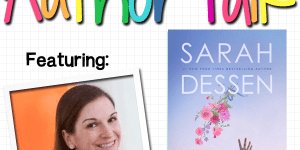 Swoony Boys Podcast Episode 43: Author Talk featuring Sarah Dessen