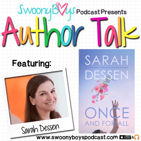 Author Talk featuring Sarah Dessen