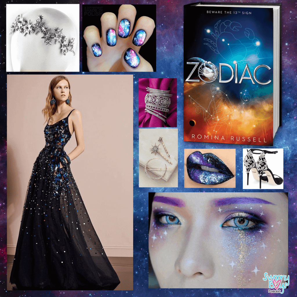 zodiac book look