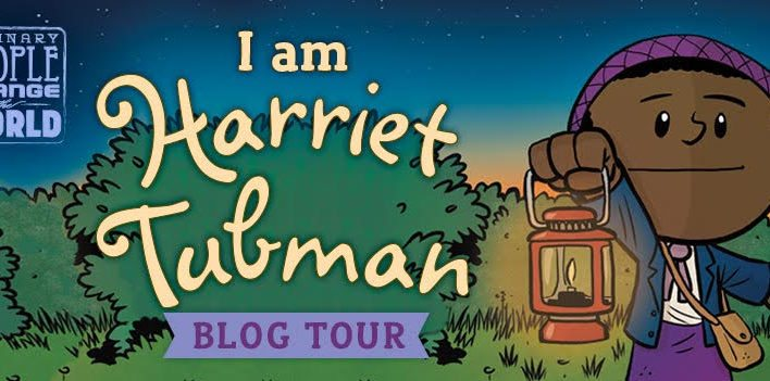 {Tour}: I Am Harriet Tubman by Brad Meltzer (Review and Mini Swoon!)