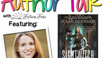 Swoony Boys Podcast Episode 48: Author Talk featuring Susan Dennard