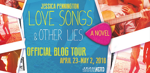 a Copy of LOVE SONGS & OTHER LIES by Jessica Pennington