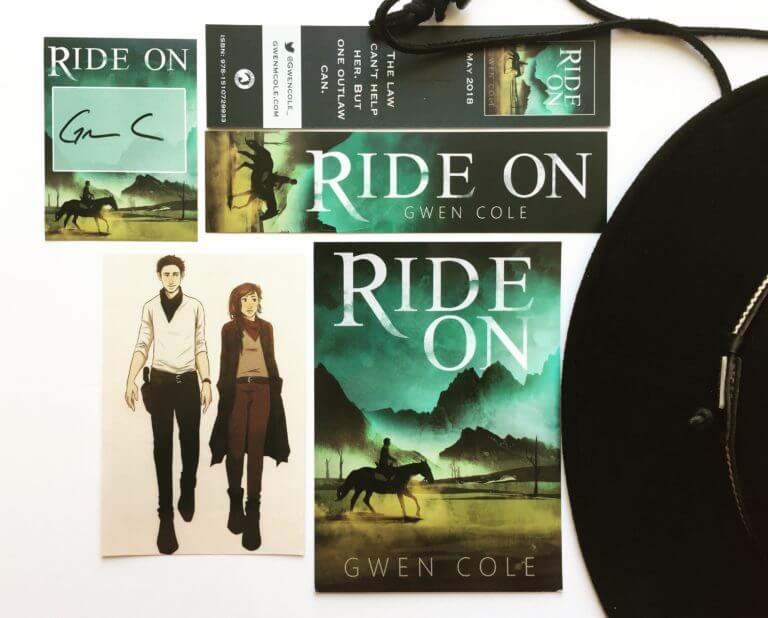 Ride On by Gwen Cole