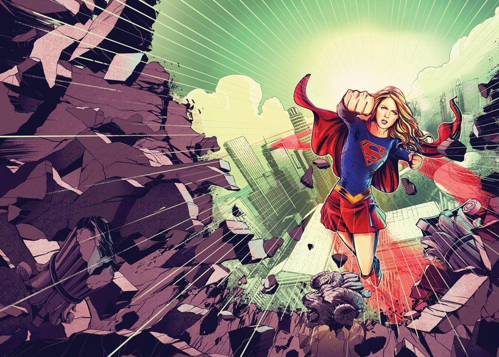 Supergirl: Curse of the Ancients by Jo Whittemore
