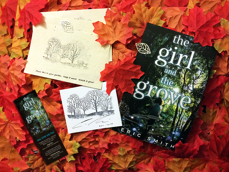 The Girl and the Grove by Eric Smith