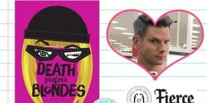 Death Prefers Blondes Caleb Roehrig