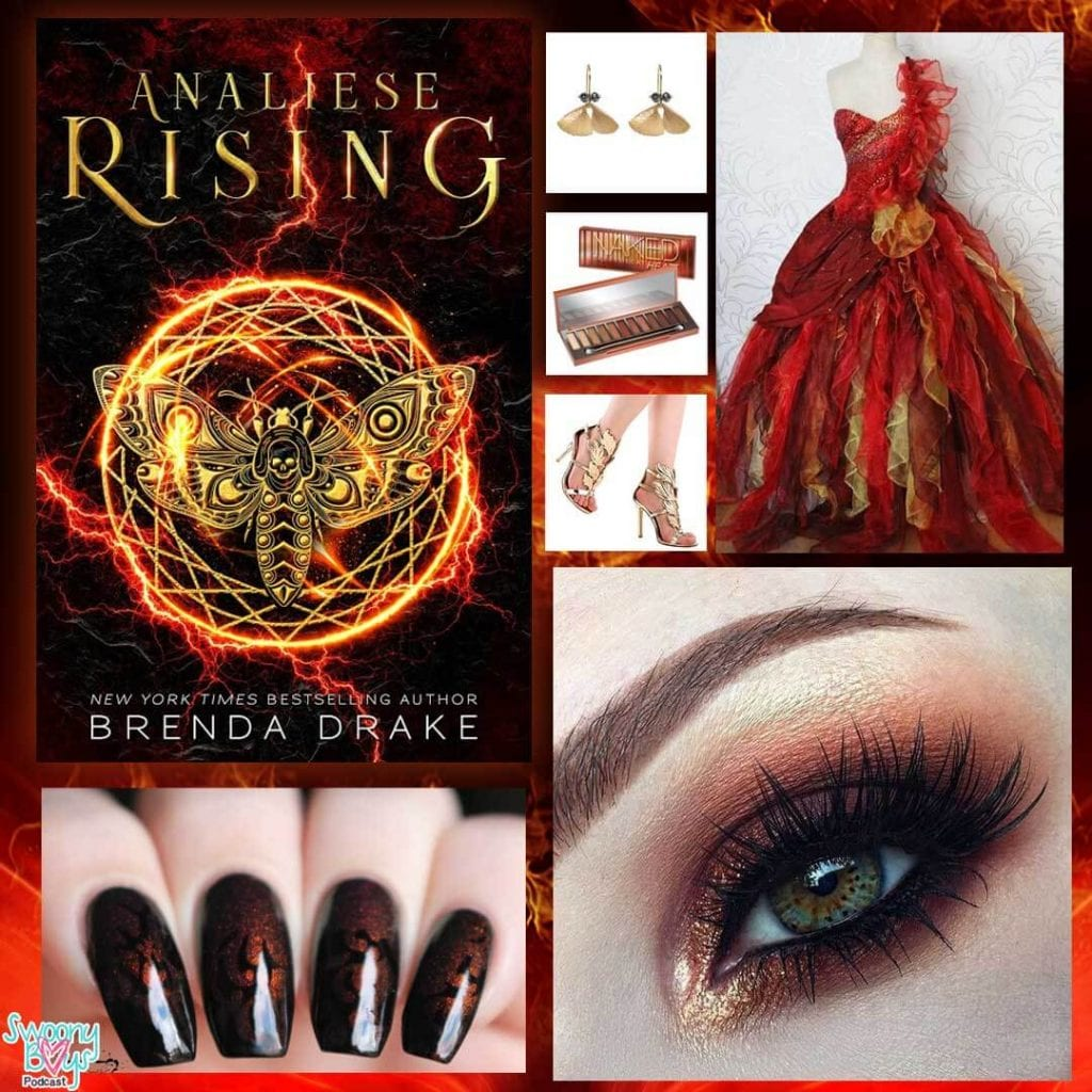 analiese rising look