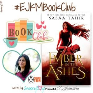 An Ember in the Ashes by Sabaa Tahir BookClub