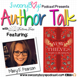 Mary E Pearson Vow of Thieves Author Interview