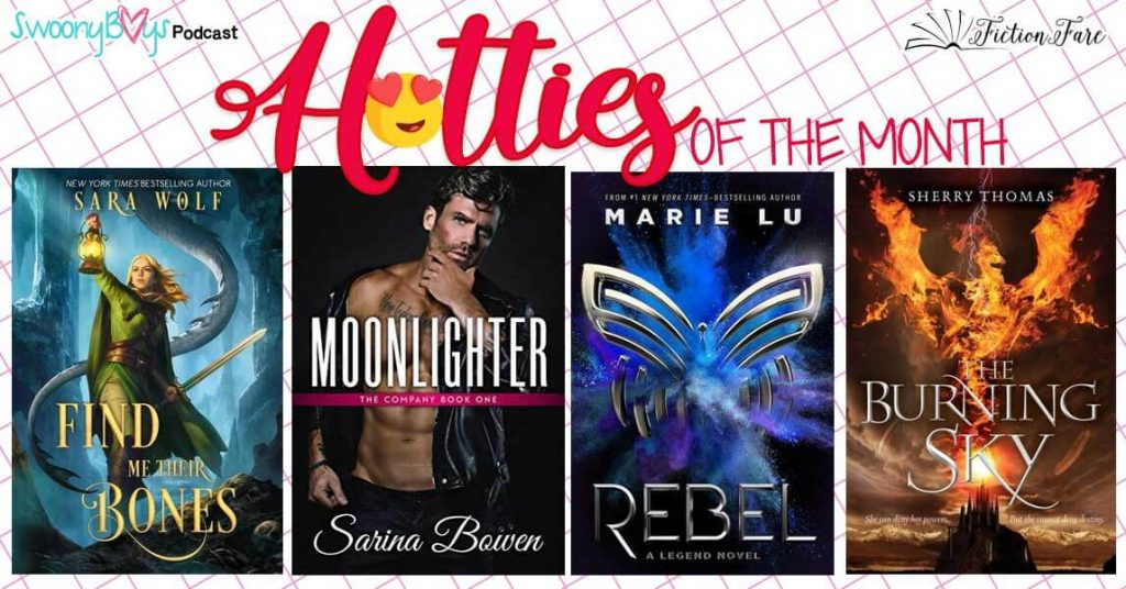 October Hotties of the Month