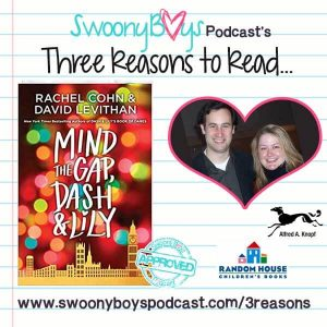 Mind the Gap, Dash & Lily by Rachel Cohn and David Levithan