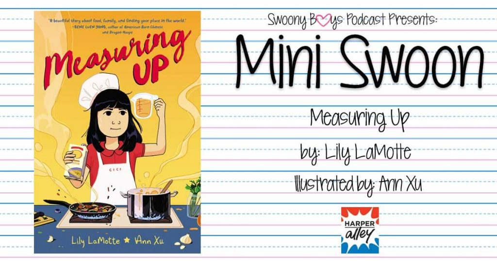 Measuring Up by Lily LaMotte